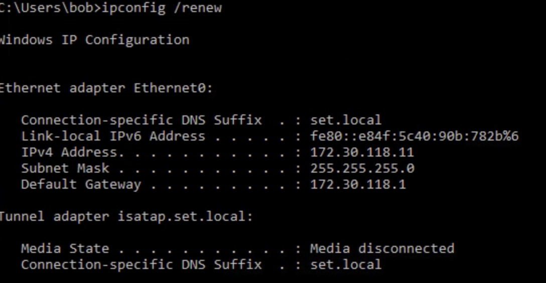 DHCP and DHCP Relay on VMware Cloud on AWS – #RUNVMC